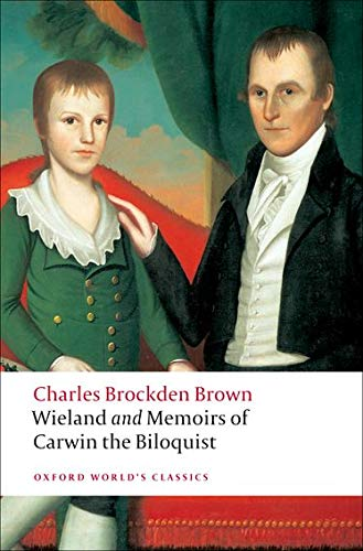 narration and unpredictability in charles brockdens brown Wieland, by charles brockden brown advertisement the following work is delivered to the world as the first of a series of performances, which the favorable reception of this will induce the writer to publish.