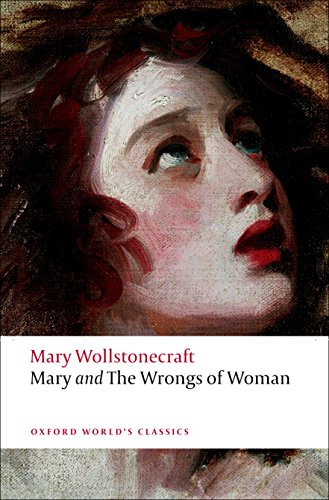 9780199538904: Mary & The Wrongs Of Woman (Oxford World's Classics)