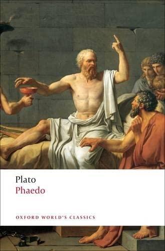9780199538935: Phaedo (Oxford World's Classics)