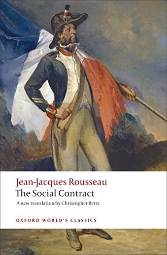 9780199538966: Discourse on Political Economy and The Social Contract (Oxford World's Classics)