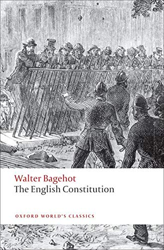 9780199539017: The English Constitution (Oxford World's Classics)