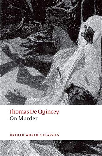 9780199539048: On Murder (Oxford World's Classics)