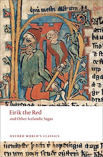 9780199539154: Eirik The Red and Other Icelandic Sagas (Oxford World's Classics)