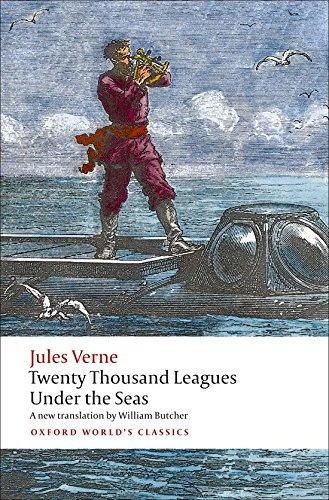 9780199539277: Twenty Thousand Leagues under the Seas (Oxford World's Classics)