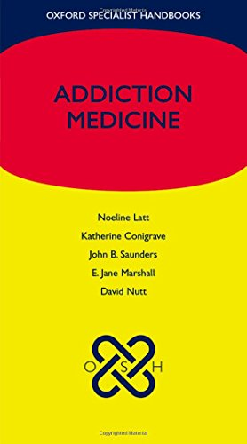 9780199539338: Addiction Medicine (Oxford Specialist Handbooks)