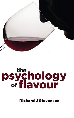 9780199539352: The Psychology of Flavour