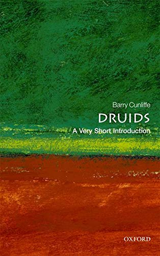 9780199539406: Druids: A Very Short Introduction