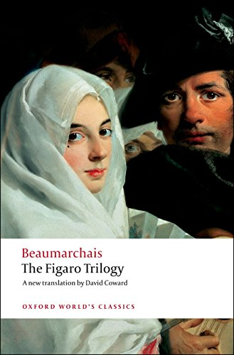 Figaro Trilogy : The Barber of Seville,: Beaumarchais