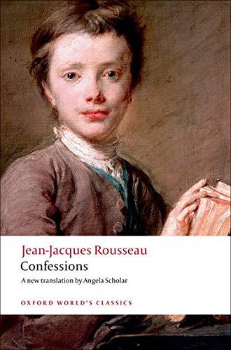 Confessions.: ROUSSEAU, J.,