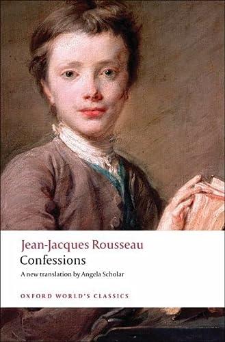 9780199540037: Confessions (Oxford World's Classics)