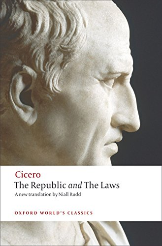 9780199540112: The Republic and The Laws (Oxford World's Classics)