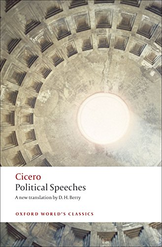 9780199540136: Political Speeches (Oxford World's Classics)