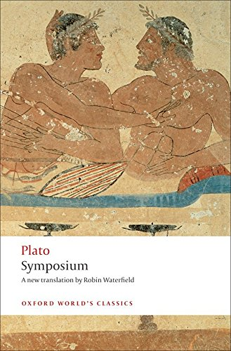 9780199540198: Symposium (Oxford World's Classics)
