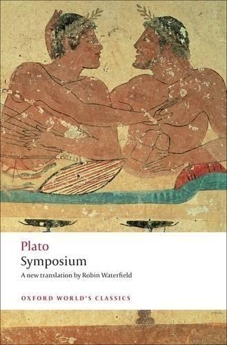 9780199540198: Symposium (Oxford World's Classics)