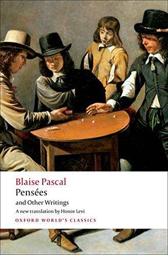 9780199540365: Pensées and Other Writings (Oxford World's Classics)