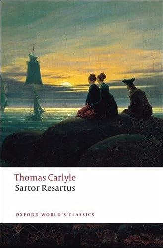 Sartor Resartus (Paperback): Carlyle, Thomas