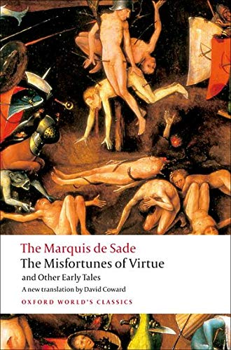 9780199540426: The Misfortunes of Virtue and Other Early Tales (Oxford World's Classics)