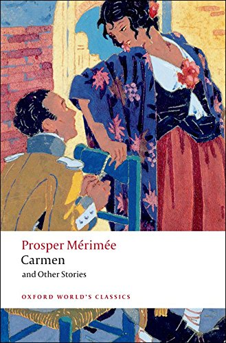 9780199540440: Carmen and Other Stories (Oxford World's Classics)