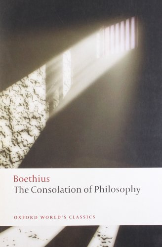 9780199540549: The Consolation of Philosophy (Oxford World's Classics)