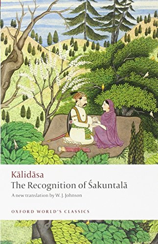 9780199540600: The Recognition of Sakuntala: A Play In Seven Acts (Oxford World's Classics)
