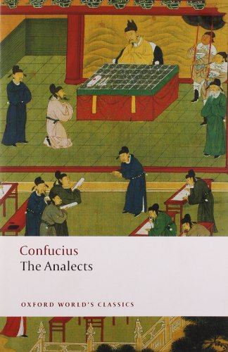 The Analects Owc: Confucius