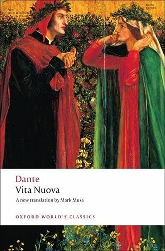 9780199540655: Vita Nuova (Oxford World's Classics)