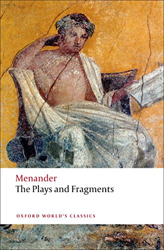 9780199540730: The Plays and Fragments (Oxford World's Classics)