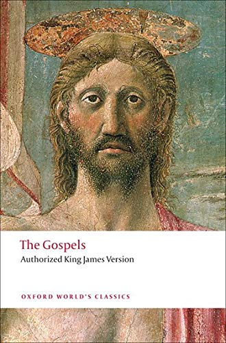 9780199541171: The Gospels: Authorized King James Version (Oxford World's Classics)