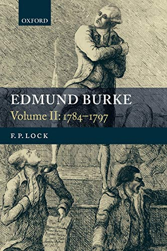 9780199541539: Edmund Burke: Volume II: 1784-1797