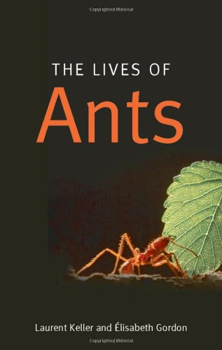 9780199541867: The Lives of Ants