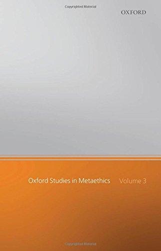 9780199542062: Oxford Studies in Metaethics: Volume 3