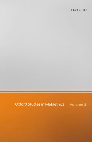 9780199542079: Oxford Studies In Metaethics: Volume lll