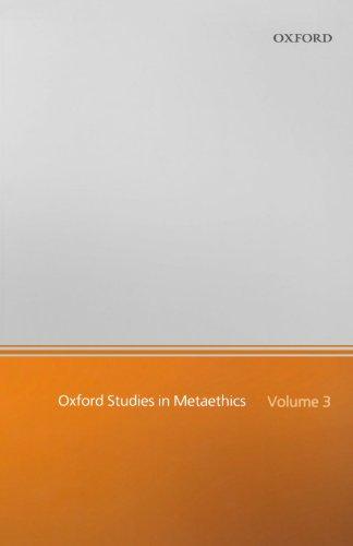 9780199542079: Oxford Studies in Metaethics: Volume 3