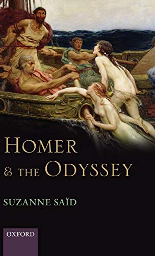 9780199542840: Homer and the Odyssey