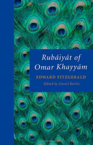 9780199542970: Rubáiyát of Omar Khayyám (Oxford World's Classics)
