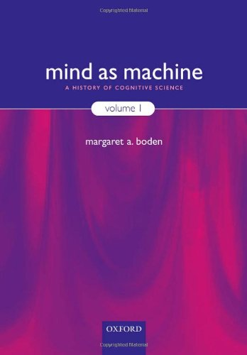 9780199543168: Mind as Machine: A History of Cognitive Science