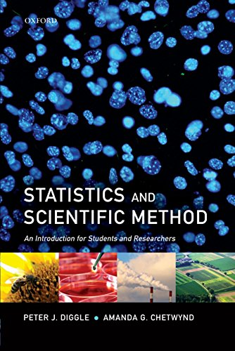 9780199543199: Statistics and Scientific Method: An Introduction for Students and Researchers