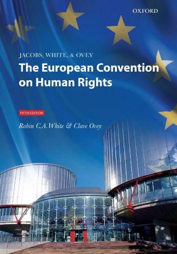 9780199543380: Jacobs, White & Ovey: The European Convention on Human Rights