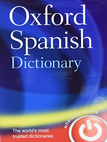 9780199543403: Oxford Spanish Dictionary