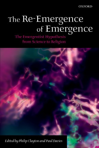 9780199544318: The Re-Emergence of Emergence: The Emergentist Hypothesis from Science to Religion