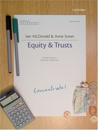 9780199544615: Equity & Trusts Concentrate
