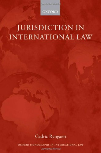9780199544714: Jurisdiction in International Law