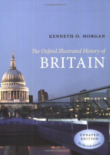 9780199544752: The Oxford Illustrated History of Britain
