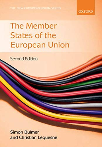 9780199544837: The Member States of the European Union