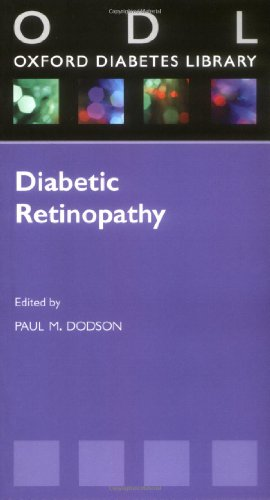 9780199544967: Diabetic Retinopathy: From Screening to Treatment (Oxford Diabetes Library Series)