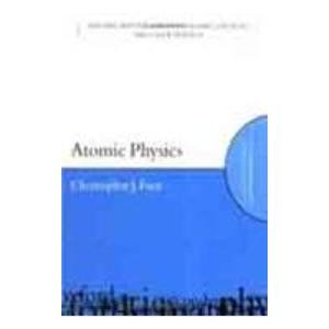 9780199545018: Atomic Physics