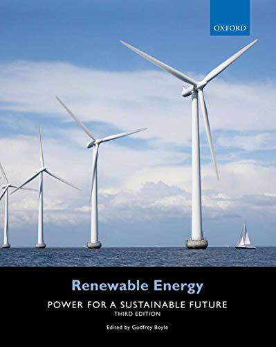 9780199545339: Renewable Energy: Power for a Sustainable Future