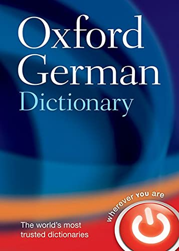 9780199545681: Oxford German Dictionary