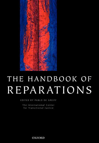 9780199545704: The Handbook of Reparations