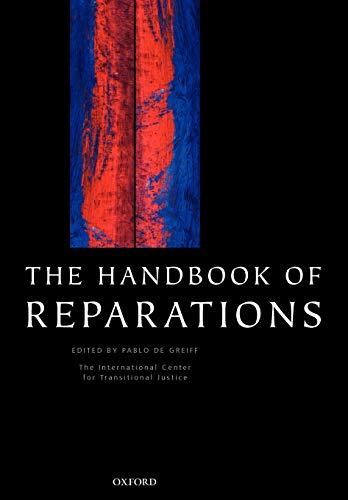 9780199545704: The Handbook of Reparations